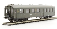 Passenger Coach Altenberger 2nd/3rd class. DRG Ep.II