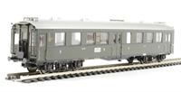 Passenger Coach Altenberg + Personnel Comp. 3rd Class DRG Epoch II
