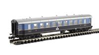 Express Coach, 2nd Class, C4u-bay29 DRG. Era 2