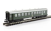 Exprees Train Coach 2nd Class Bye 654  DB Epoch 4