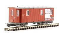 "Equipment Wagon ""Zillertalbahn"" Era 5"