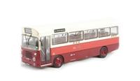 """Bristol LH ECW s/deck bus """"OK Motor Services"""""""