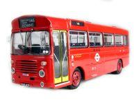 "Bristol LH (ECW) s/deck bus in red livery ""London Transport"""