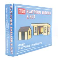 Platform Shelter & Hut. Timber Type