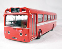 "AEC Merlin 1 door s/deck bus in red ""London Transport"""