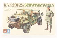 Kfz. 1/20 K2s Schwimmwagen - Pre-owned - Like new