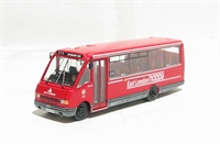 "MCW Metrorider midi bus ""East London Hoppa"""