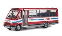 "MCW Metrorider midibus ""Kentish Docklands"""
