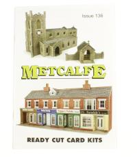 Metcalfe Catalogue of all N and OO card products