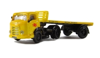 Karrier Bantam artic flatbed 'British Rail' (circa 1966 - 1976)