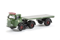 Karrier Bantam Artic Flatbed 'BRS Parcels'.