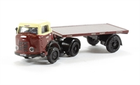 Karrier Bantam Artic Flatbed 'British Railway'