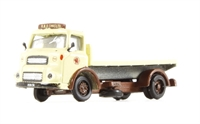 Albion Chieftain flatbed 'Northern Motor Utilities 1953 Ltd' (circa 1962-1973)