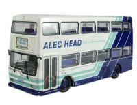 "Scania Metropolitan d/deck bus ""Alec Head Coaches, Peterborough"""