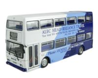 "Scania Metropolitan d/deck bus ""Alec Head Coaches - Reliance Travel"""