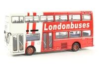 "Scania Metropolitan d/deck bus ""London Buses"" - Pre-owned - Like new"