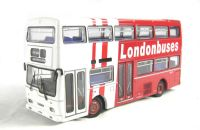 "Scania Metropolitan d/deck bus ""London Buses"""