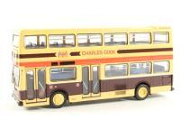 "Scania Metropolitan d/deck bus ""Charles Cook"" - Pre-owned - poor box"