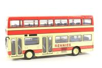 "Scania Metropolitan d/deck bus ""Rennies of Dunfermline"" - Pre-owned - Like new"