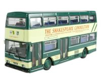 "Scania Metropolitan d/deck bus ""Stratford-upon-Avon - The Shakespeare Connection Tours"""