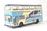 "Scania Metropolitan d/deck bus ""Whippet Coaches"" - Pre-owned - imperfect box"