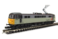 Class 86 electric 86605 Freightliner Triple Grey. Dummy