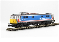 Class 86 Bo-Bo Electric 86401 Network South East with new style panto