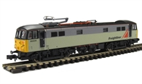 Class 86 Bo-Bo Electric 86606 Freightliner triple grey livery