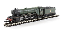 Class A3 steam locomotive 60079 'Bayardo' BR Lined Green Early Crest
