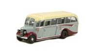 Bedford OB Coach Grey Cars