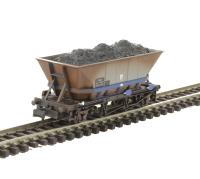 MGR Coal Hopper - HAA - Saltire Livery