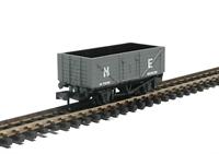 Coal, 7 Plank LNER, grey