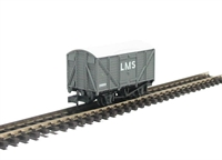 Box van LMS grey