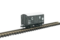 Box Van GWR Grey