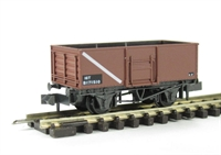 BR Butterley steel coal wagon in bauxite #B171610