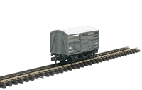 "Cattle Truck ""LMS"" in light grey"