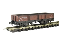 Ferry tube wagon - bauxite. Weathered