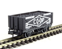 "7-plank coal wagon ""Birmingham Co-op"" No. 39"