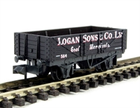 'Logan & Son' coal wagon