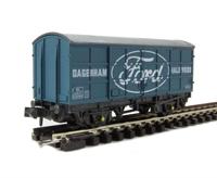 """Pallet van """"Ford"""" B787044"""