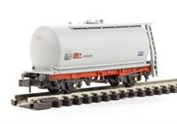 15ft Tank Wagon (Type C) Shell unbranded, No.61614