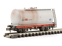 15ft Tank Wagon (Type C) Shell unbranded - weathered