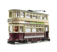 Dick Kerr closed tram - Cardiff