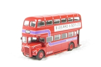"Roe Motorbus d/deck bus ""Doncaster Transport"""
