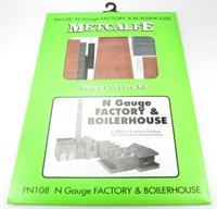 Boilerhouse & Factory