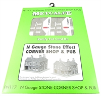 Corner Shops, Stone