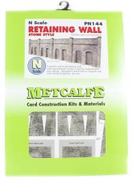 Retaining Wall (Stone)