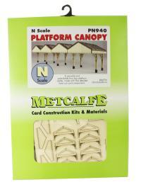 Platform 4-Bay Canopy