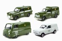 Post Office Set of 4 vehicles