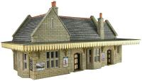 Stone-built wayside station (Card Kit)